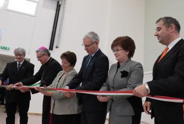 Projektátadó rendezvény – Besenyszög, Chiovini Ferenc Kolping Katolikus Általános Iskola, Alapfokú Művészeti Iskola