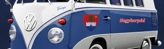 Nagykorpád Község Önkormányzata a napokban vehette át új falubuszát